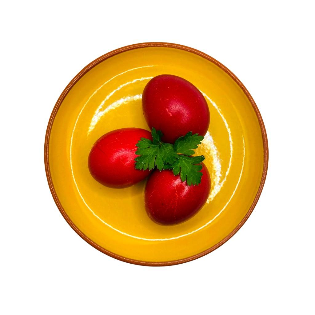 Oua rosii