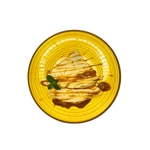 Clatite cu caramel sarat